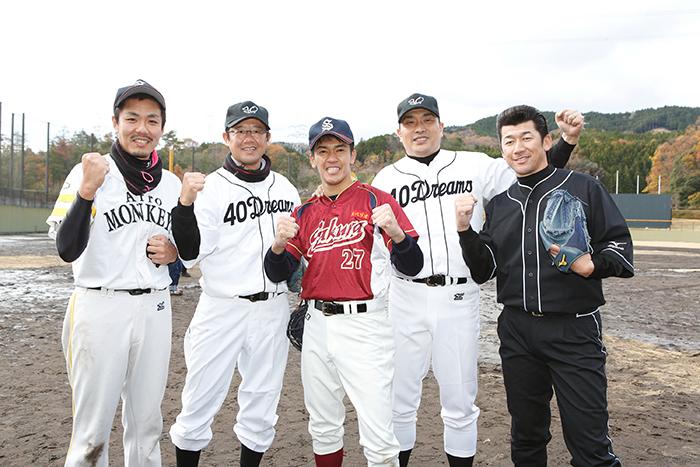 プロ野球昭和40年会と48年会恒例行事