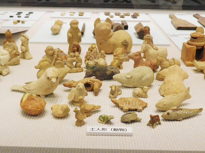 あらゆる動物の土人形