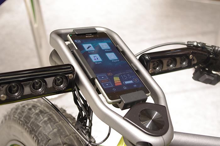 電動アシスト式自転車「Xperia™ BIKE」