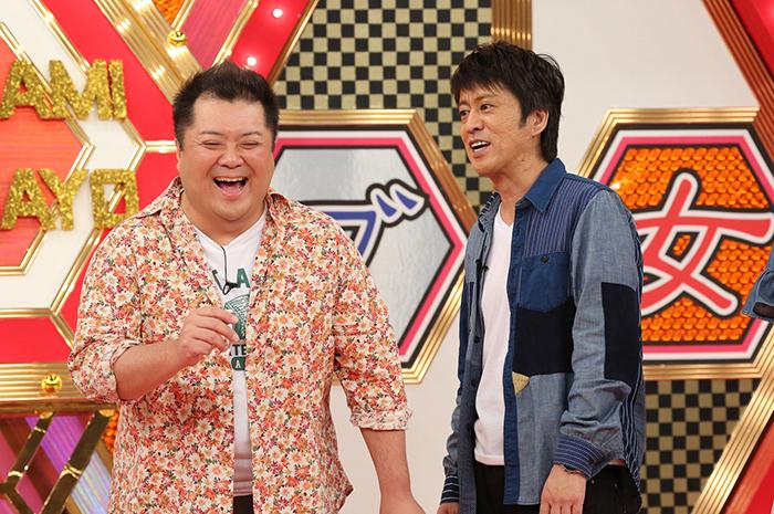 ブラックマヨネーズ(左)小杉竜一、(右)吉田敬