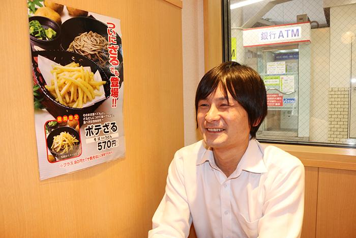 生みの親「阪急阪神レストランズ」の辻井望さん