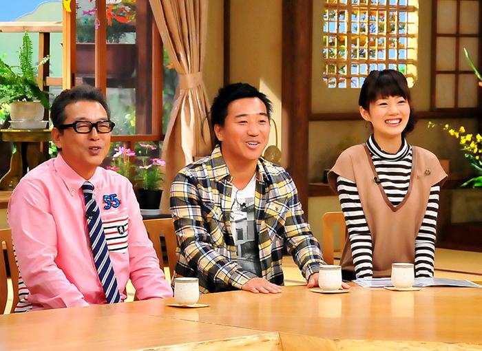 関西テレビの情報番組「よ~いドン!」