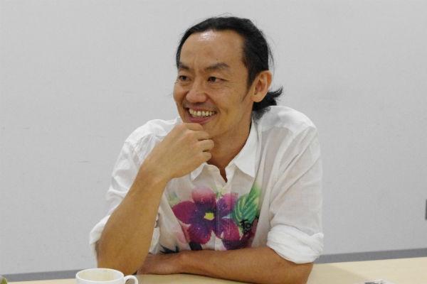 ダンスカンパニー・コンドルズ主宰の近藤良平