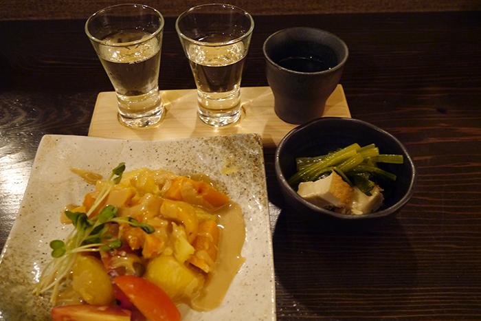 「くっす〜」の飲み比べセット1,000円