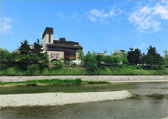 7月7日から3カ月限定「鴨川スカイBBQガーデン」が行われる