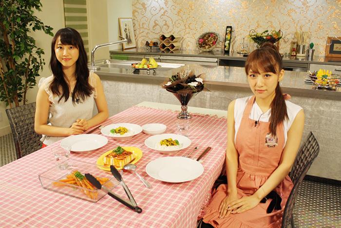 SKE48を卒業する松井玲奈と高橋みなみ