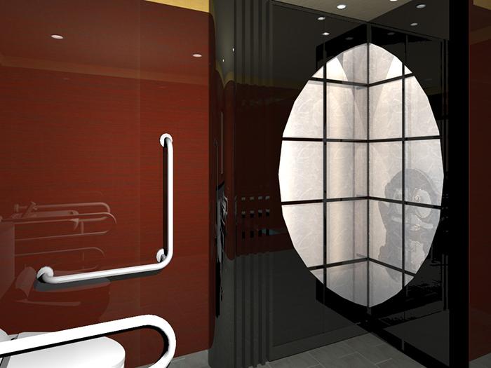 多目的トイレ(和風)イメージ