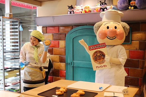 毎月開催される「げんき100ばい! パン教室」