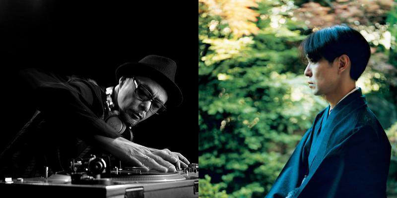 DJ KRUSHと砂原良徳