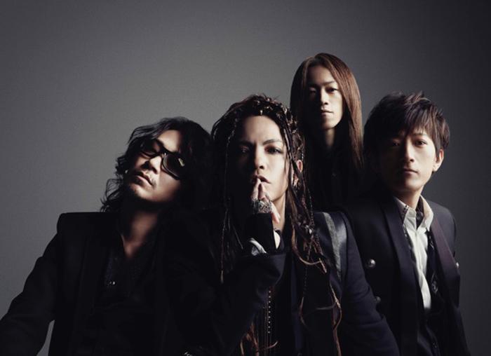 「夢洲」でコンサートを行うロックバンド・L'Arc~en~Ciel