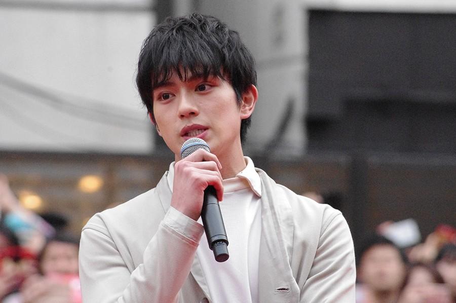 昨年から本格的に俳優活動をスタート、注目の若手俳優・真剣佑(まっけんゆう)