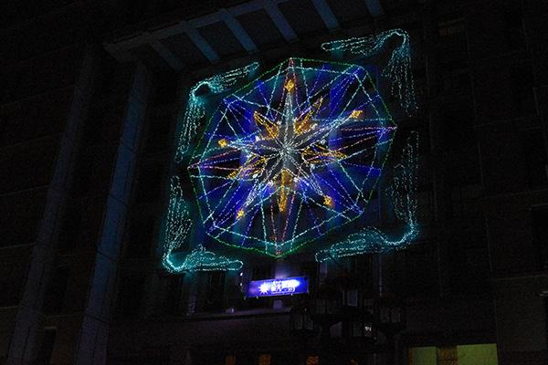 イルミネーションイベント「大阪 光の饗宴」