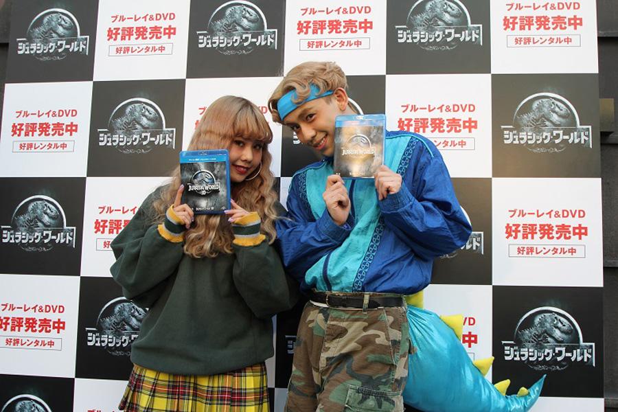 地元大阪でのイベントに、ぺこは「参加できてうれしい!」と喜んだ