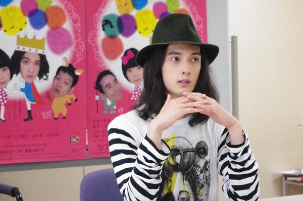 松尾スズキ原作『気づかいルーシー』の舞台に出演する栗原類