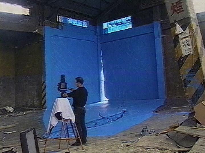 ジョルジュ・ルース 「廃墟から光へ」(1995年 制作:Ufer! Art Documentary 監督:岸本 康)