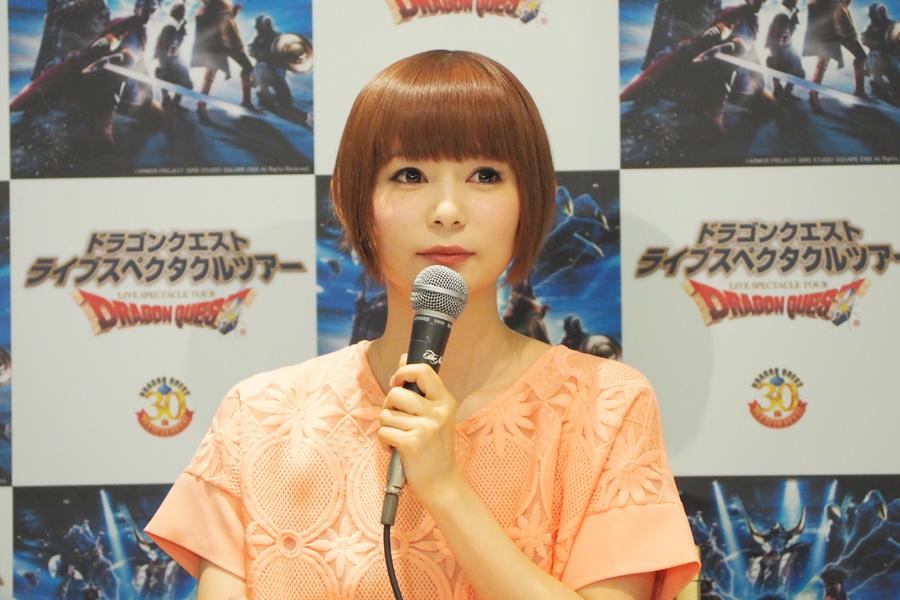 変わりたいという衝動と覚悟のために、人生初のショートヘアにしたという中川翔子