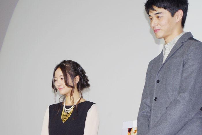 木村文乃と東出昌大