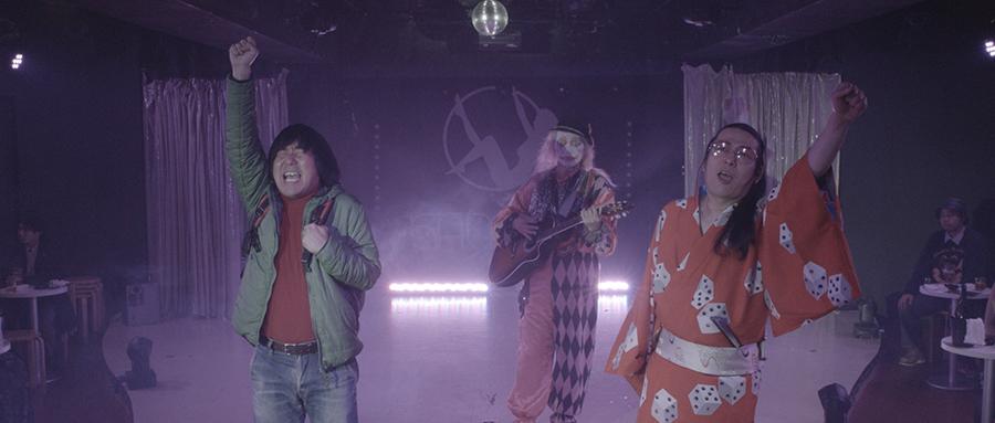 ヨーロッパ企画の上田誠が脚本協力として参加した、近藤啓介監督『食べられる男』