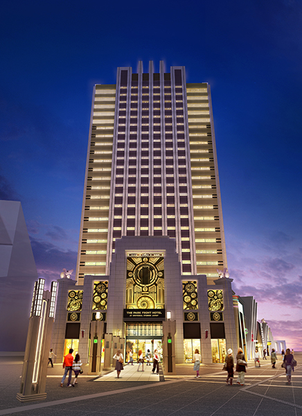 ザ パーク フロント ホテル アット ユニバーサル・スタジオ・ジャパン®
