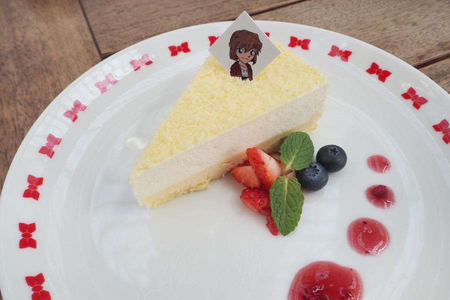 「灰原お手製のチーズケーキ」1,058円
