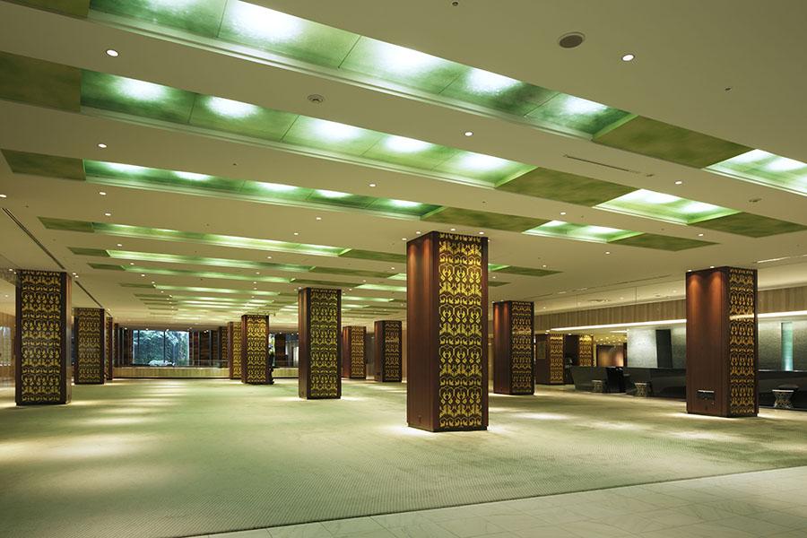 リーガロイヤルホテルのロビーでPepperが常駐予定