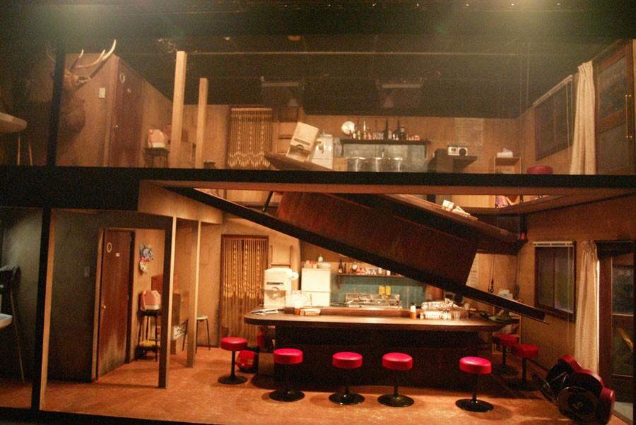 2006年の東京公演では「最後に天井が崩れて終わりだったんですが、今回は新しい表現に挑戦」するという 写真/田中亜紀