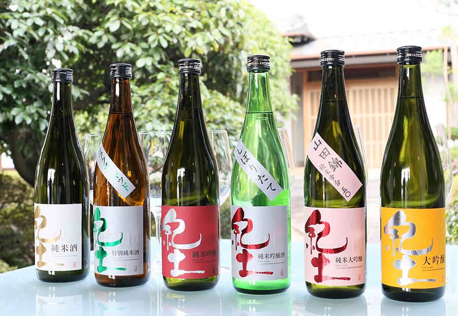 第3回のグランプリに輝いた和歌山・平和酒造の『紀土』
