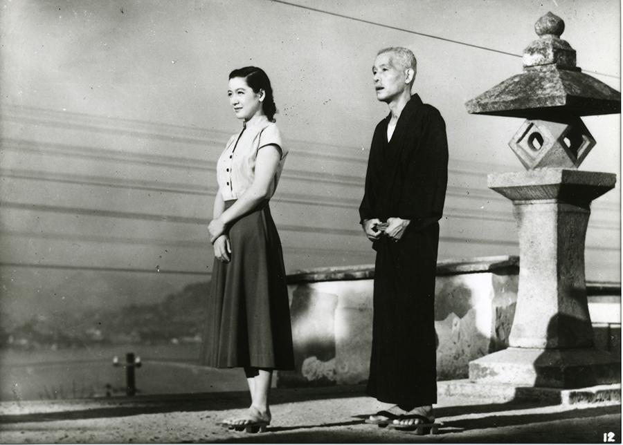 「東京物語」© 1953 松竹株式会社