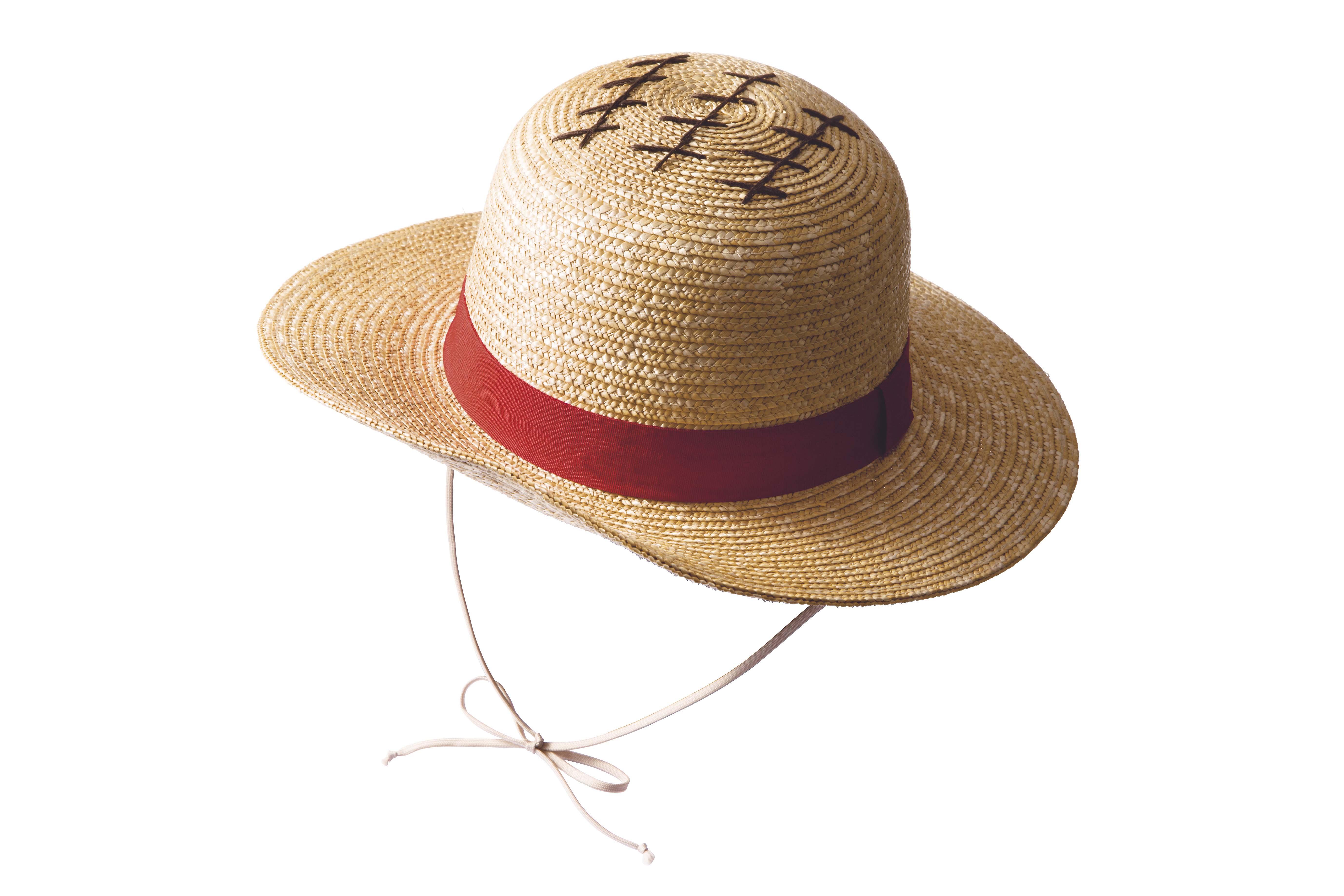 ルフィの麦わら帽子も限定グッズとして登場