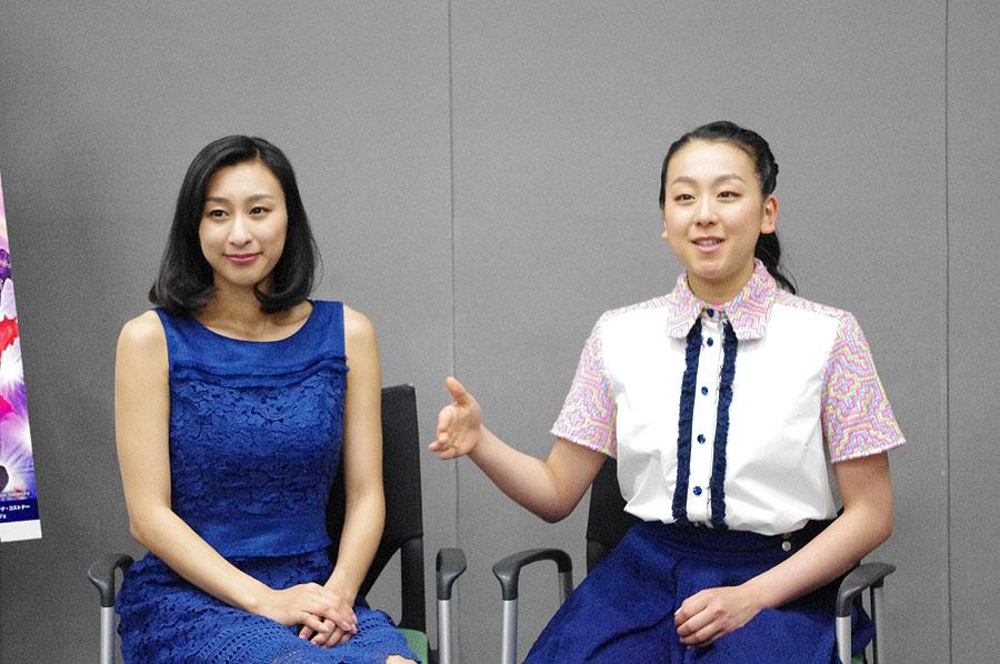 このショーの1回目から出演している浅田真央は、「いつの間にか座長の名前がついてしまった」とコメント