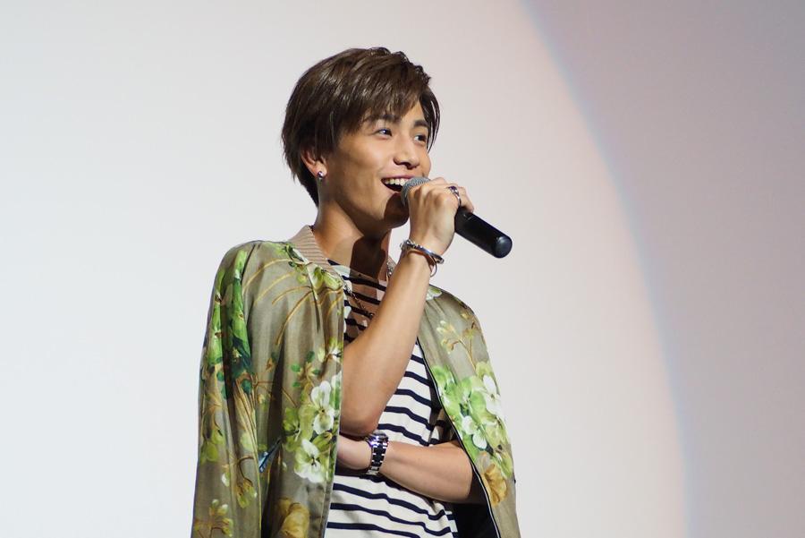「初主演だし、ターニングポイントになる作品」と、岩田