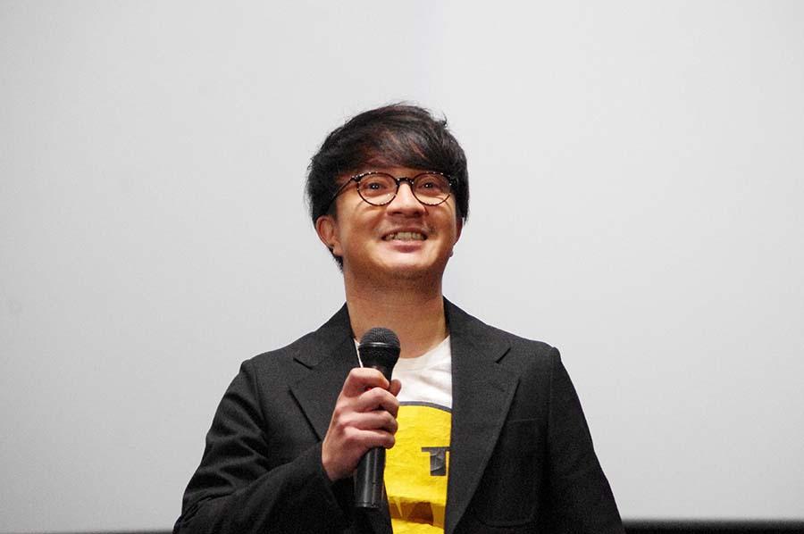 友人・ムロツヨシの話はしたくない、と笑う俳優・濱田岳