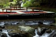貴船の川床で味わう京料理