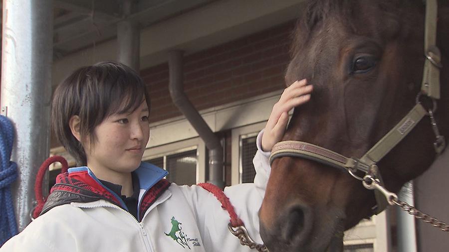 JRAで16年ぶりに誕生した女性ジョッキー・藤田菜七子騎手