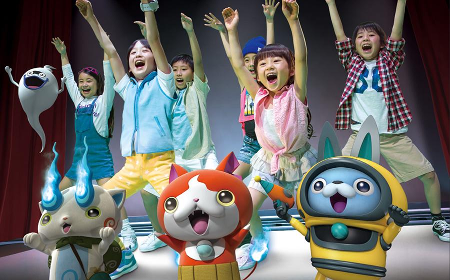 「ようかい体操・ザ・リアル」© L5/YWP・TX<br />画像提供:ユニバーサル・スタジオ・ジャパン