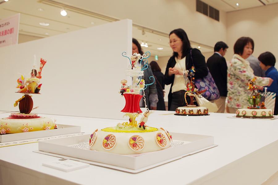 訪れた人々も「神戸カラーで作られている」と感心