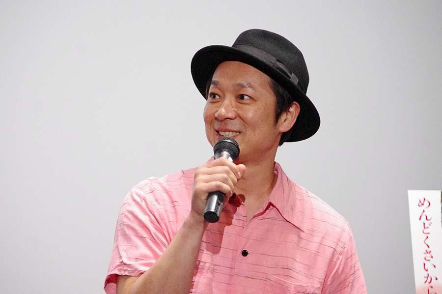 「たまに(森田剛の)八重歯が見たくなる(笑)」と語った吉田恵輔監督