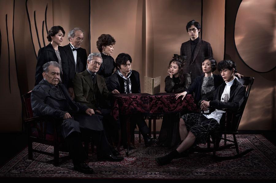 『かもめ』 撮影/KEI OGATA 衣裳・美術/伊藤佐智子