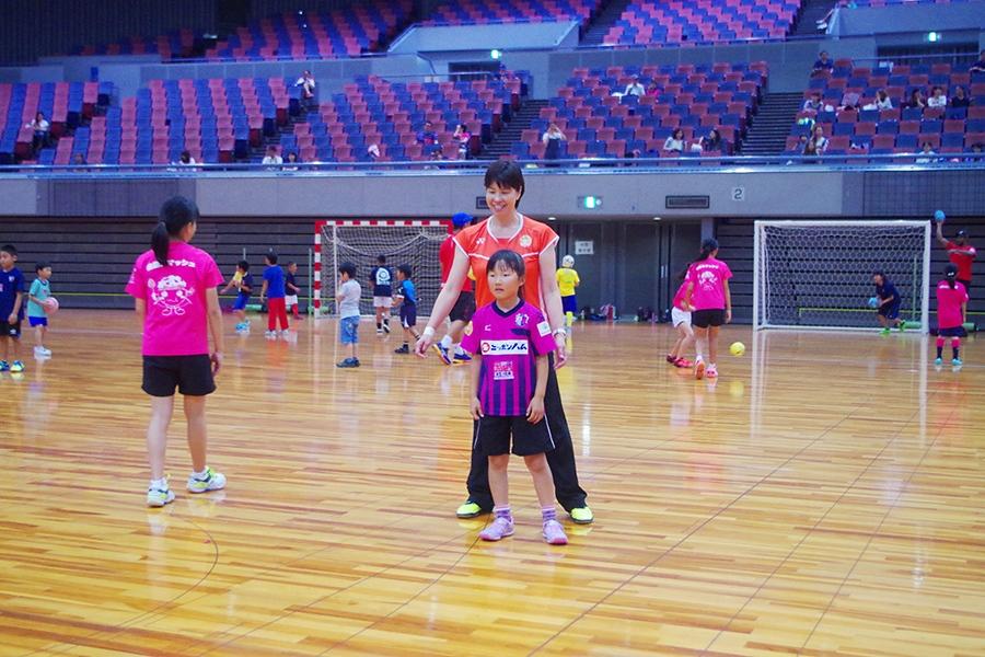 アスリートと子どもが交流、大阪市で » Lmaga.jp