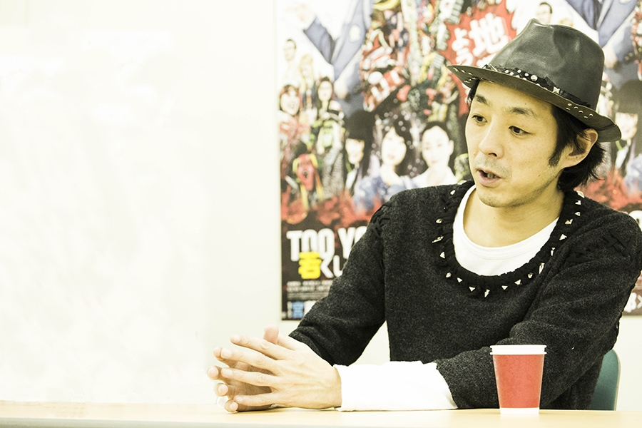 「映画らしくすることに結構無駄な労力を使ってた」と語る宮藤官九郎監督