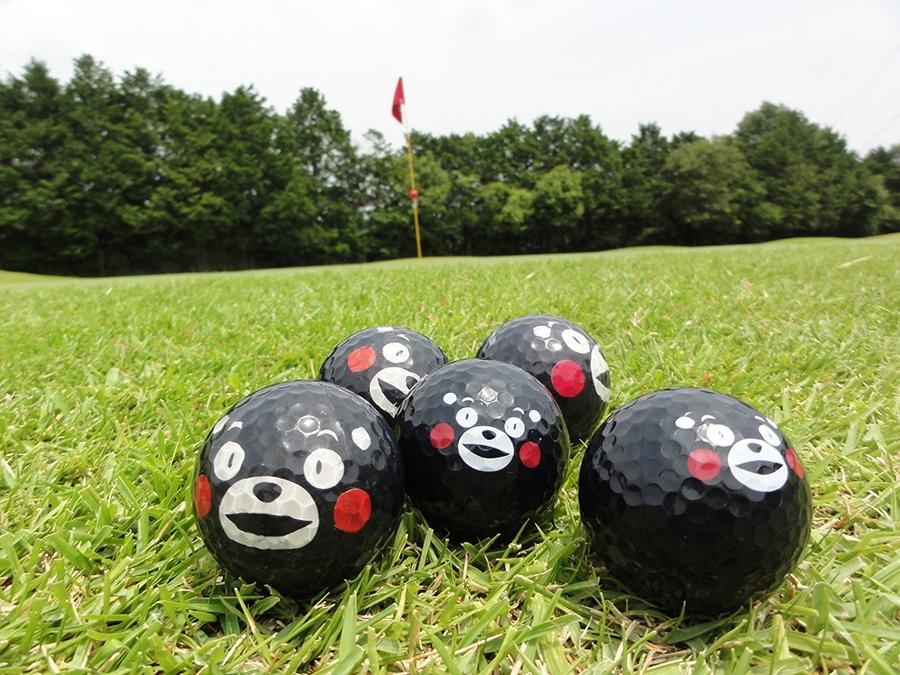 チェリーゴルフオリジナルゴルフボール(400円/個)