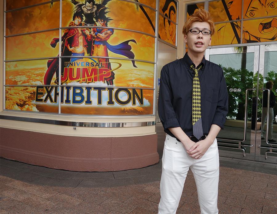 プロジェクトリーダー・白井敬義さん