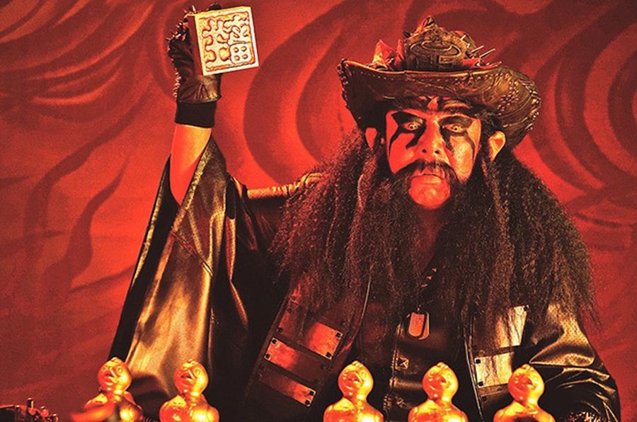 古田新太が演じたのは、地獄で一番偉い「えんま校長」