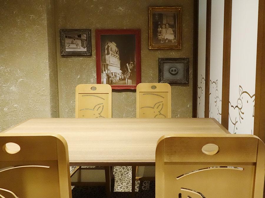 個室スペースも。全9品が楽しめるコースメニューは3,000円〜