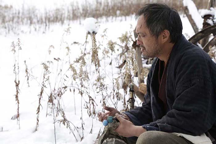 映画『許されざる者』の一場面 © 2013 Warner Entertainment Japan Inc.
