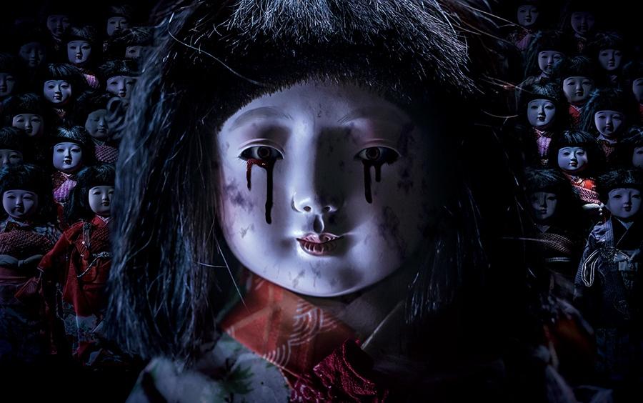 心理的恐怖を五感で体験できる初登場の『Jホラー・エリア』イメージ