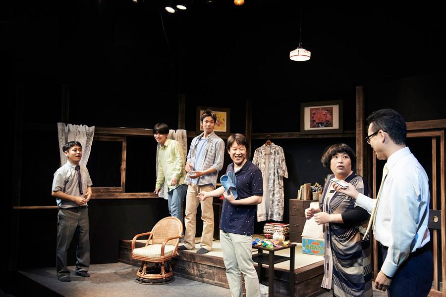 第12回公演『こっからの、距離』より 写真/衛藤キヨコ