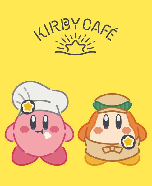 東京での開催も決まっているカービィカフェ。つまみ食いするカービィとせっせと働くワドルディがお出迎え