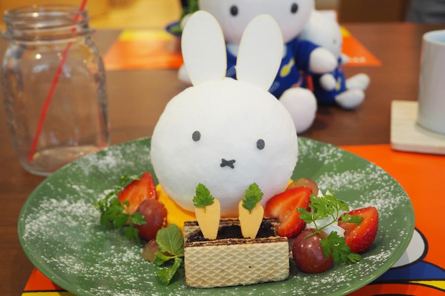 「にんじん畑!? ミッフィーのキャロットムース」(風船付)1,490円