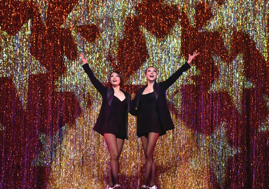 「デビット・H・コーク・シアター」で行われた公演の様子(7月20日・ニューヨーク)